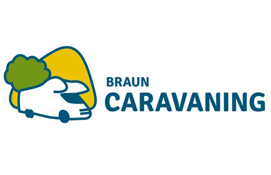 Logo für Caravaning Braun