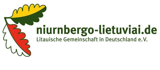 Logo für Nürnbergo Lietuviai