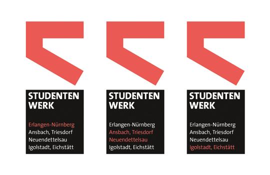 Logo für Studentenwerk Erlangen Nürnberg