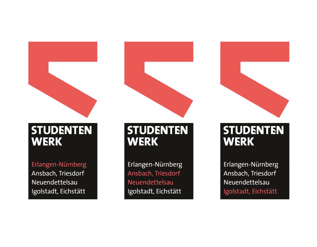 Corporate für Studentenwerk Erlangen Nürnberg