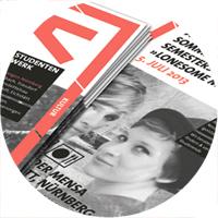 Studentenwerk Erlangen Nürnberg Sommer Musik Magazin Ausgabe