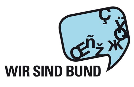 Logo für Wir sind Bund
